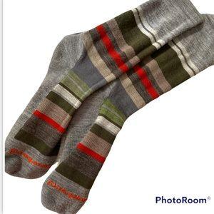 SmartWool Everyday Saturnsphere Crew Socks GUC 7-11 size